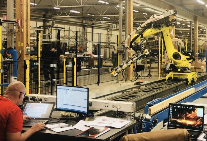 Robots could bring manufacturing jobs back to the U.S.
